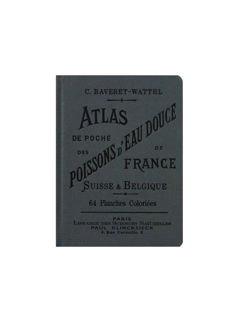 Atlas de poche des poissons d'eau douce de France, Suisse et Belgique