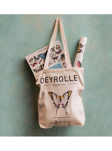 Tote Bag - Papillons