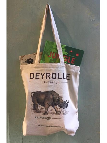 Tote Bag - Rhinocéros