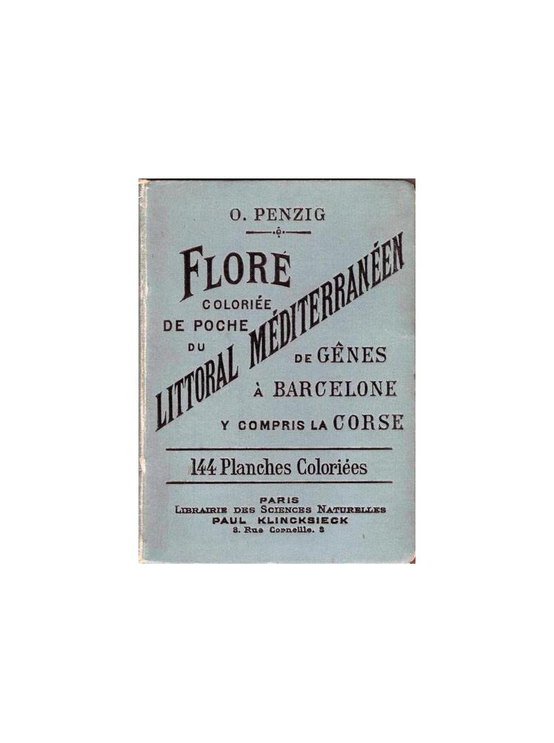 Atlas de poche de la flore du littoral méditérranéen