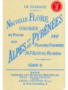 Atlas de poche de la flore des Alpes et Pyrénées Serie 2
