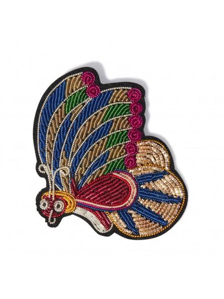 Broche Papillon Kimono