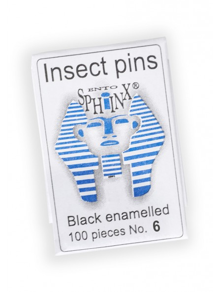 Epingles entomologiques 6