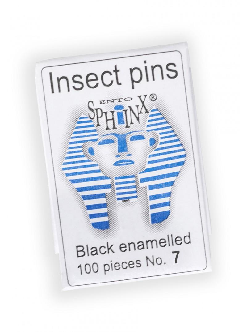 Epingles entomologiques 7
