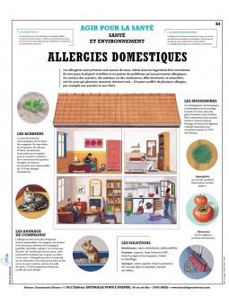 Allergies domestiques